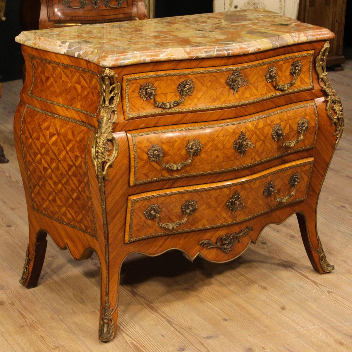 Mobili in stile francese antiquares for Mobili luigi