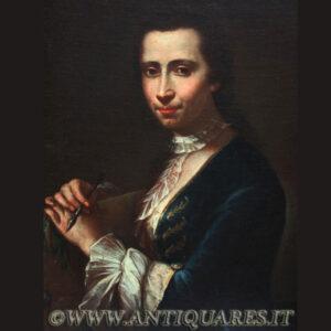 anna-baccherini-piattoli-firenze-1720-1788-autoritratto-giovanile