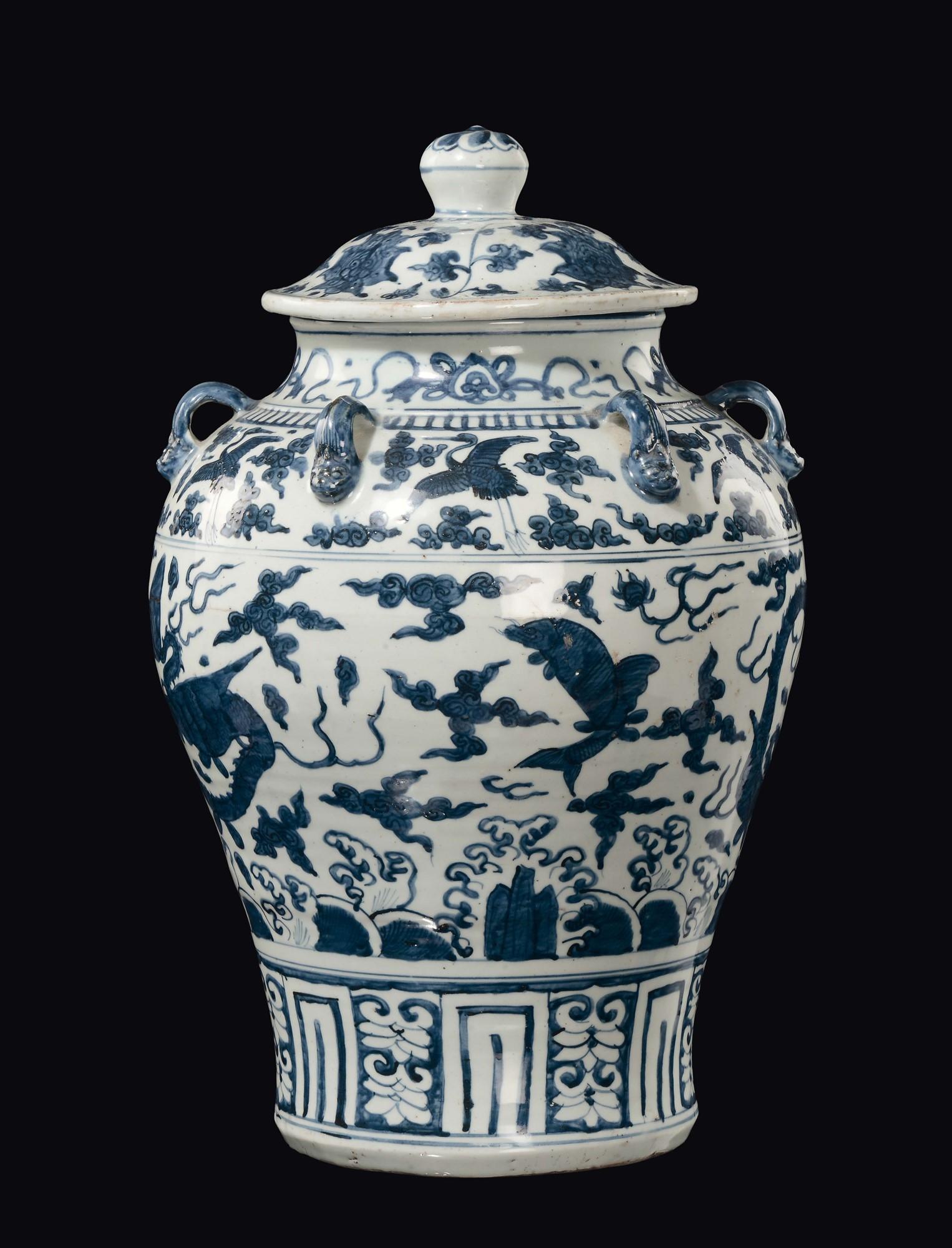 Vasi ming antiquares for Vaso di porcellana