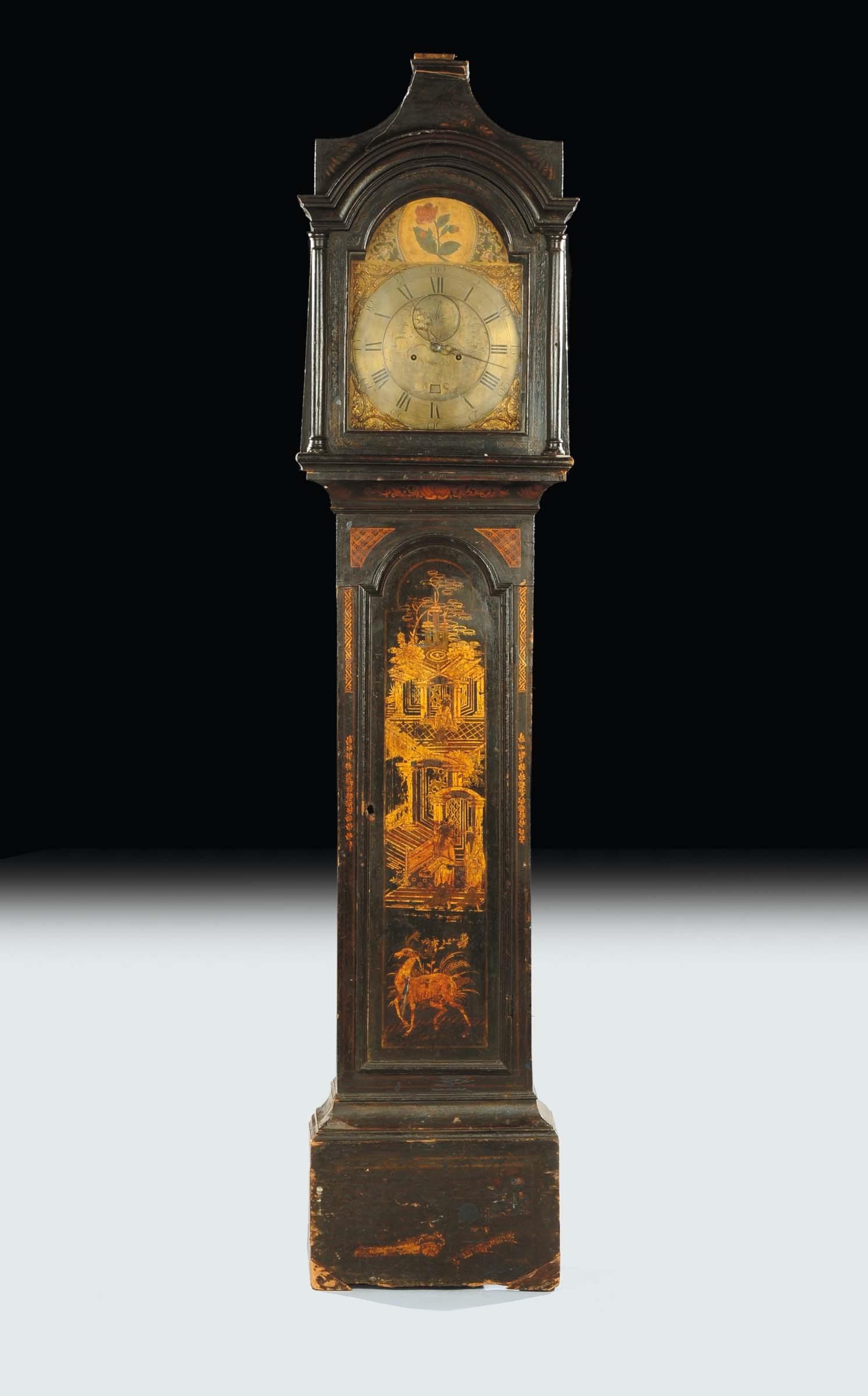 orologi antichi a colonna