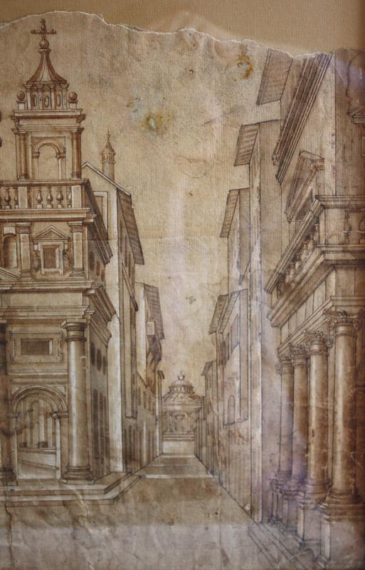 La citt ideale eccezionale disegno di architettura del for Disegno di architettura online