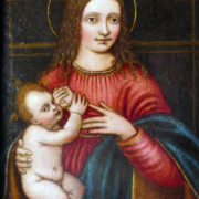 Antiquares-Madonna-con-Bambino-Marco-D'Oggiono-2