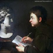 Antiquares-Bambino-con-scultura-4