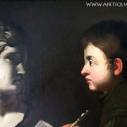 Antiquares-Bambino-con-scultura-5