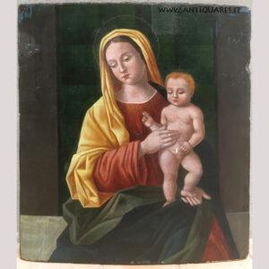 Antonio-Badile-Madonna-con-Bambino-1
